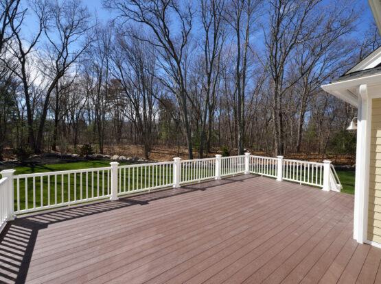 composite deck cost Bentonville ar